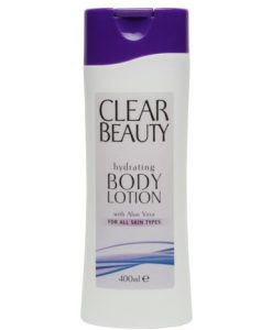 CLEAR BEAUTY |Hydrating Body Lotion