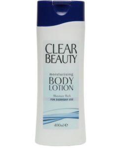 CLEAR BEAUTY |Moisturising Body Lotion